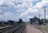 Grayland railroad station, Milwaukee Road Line