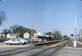 Bensenville railroad station, Milwaukee Road Line
