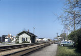 Itasca railroad station, Milwaukee Road Line