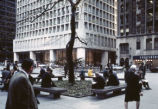 Daley Plaza and Cook County Administration Building