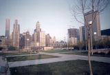 Michigan Avenue from Grant Park