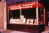 A. W. Ballin Pharmacy, 12th Street and Independence
