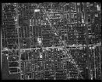 Chicago Aerial Survey 1938 #318, Western to Paulina, Montrose to Addison