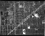 Chicago Aerial Survey 1938 #266, St. Louis to Campbell, Pershing to 45th