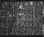 Chicago Aerial Survey 1938 #165, Princeton to Vincennes, Pershing to 45th