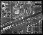 Chicago Aerial Survey 1938 #6, Chicago Sanitary and Ship Canal, Kedzie to Hoyne