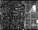 Chicago Aerial Survey 1938 #147, Randolph to Balbo along the lakefront