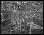 Chicago Aerial Survey 1938 #2, Douglas Park to Hoyne, Taylor to 17th