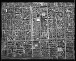 Chicago Aerial Survey 1938 #27, Western to Ashland, Harrison to 14th