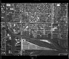 Chicago Aerial Survey 1938 #22, Talman to Paulina, Polk to 16th
