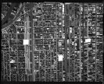 Chicago Aerial Survey 1938 #151, Wallace to Indiana, Cermak to 29th