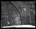 Chicago Aerial Survey 1938 #354_97, Kedzie to Oakley, Lawrence to Berteau