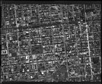 Chicago Aerial Survey 1938 #52a, Madison, Ashland, and Ogden