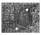 Chicago Aerial Survey 1938 #283a, Washington Park area, Michigan to Cottage Grove