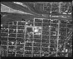 Chicago Aerial Survey 1938 #29, 14th to Cermak, Ashland to Hoyne