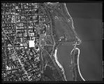 Chicago Aerial Survey 1938 #139, Orchard to the lakefront, Belmont to Fullerton