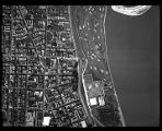 Chicago Aerial Survey 1938 #309, Sheridan to the lakefront, Montrose to Addison