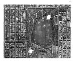 Chicago Aerial Survey 1938 #283, Michigan to Drexel, 51st to 57th