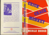Crick crack, monkey (dustjacket)
