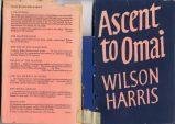 Ascent to Omai (dustjacket)
