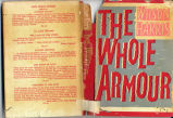 Whole armour (dustjacket)