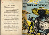 Isle of revolt  (dustjacket)