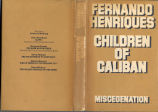 Children of Caliban ; miscegenation