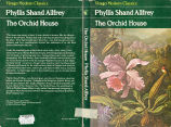 Orchid house (dust jacket)