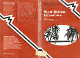 West Indian literature (dust...