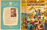 Caribbean adventure (dust jacket)