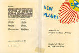 New planet: anthology of modern...