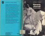 Havana journal (dustjacket)