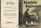 Absolute beginners (dustjacket)