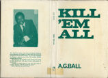Kill 'em all (dustjacket)
