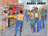 Danny Jones (dustjacket)