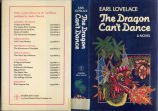 Dragon can't dance (dustjacket)