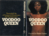 Voodoo queen (dustjacket)