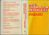 Race, colonialism and the city