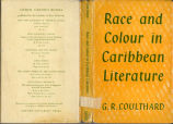Race and colour in Caribbean literature