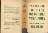 Plural society in the British West Indies