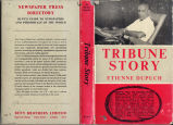 Tribune story (dustjacket)