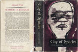 City of Spades (dustjacket)