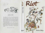 Riot (dustjacket)