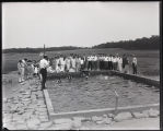 Activities, St. Leo's Camp, Swimming Tank