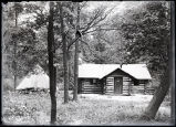 Log Cabin at Dam #2 (boy scouts)