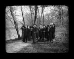 Guided walk along the Des Plaines River in Thatcher Woods Forest. Leader may be curator Gordon...