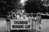 Congressman Frank Annunzio with Edgebrook Woman's Club