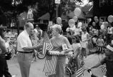 Congressman Frank Annunzio in the July 4th Parade in Edgebrook