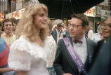 Parade Queen and Paul Simon