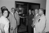 Opening of Joint Civic Committee of Italian Americans office on Michigan Avenue